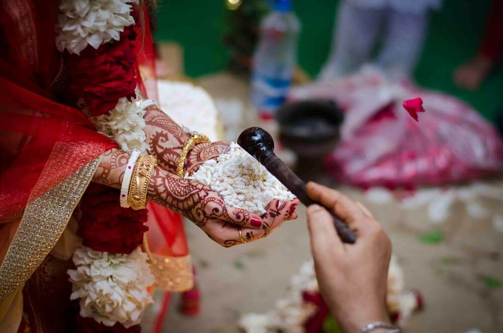 Purnachandra (Partha) & Rangadevi- Bengali Wedding Photography